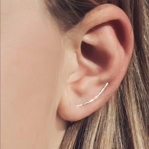 Textured Ear Pins